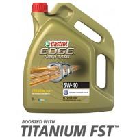 Castrol Edge Turbo Diesel 5W-40 5L