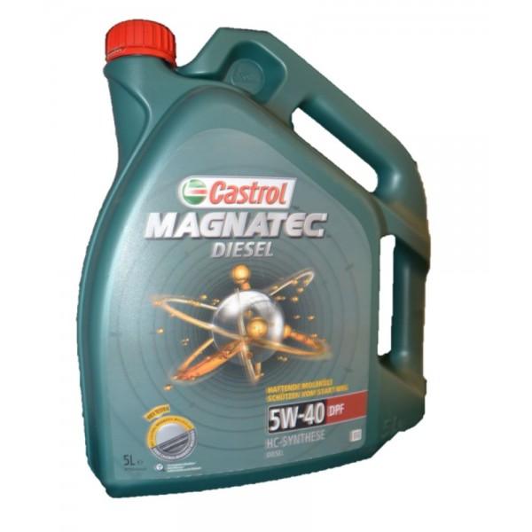 Castrol Magnatec Diesel 5W-40 DPF 5L