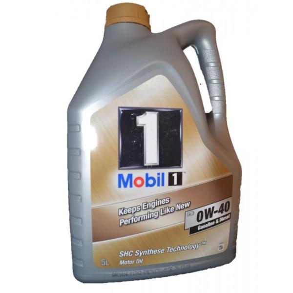 Mobil1 FS 0W-40 5L