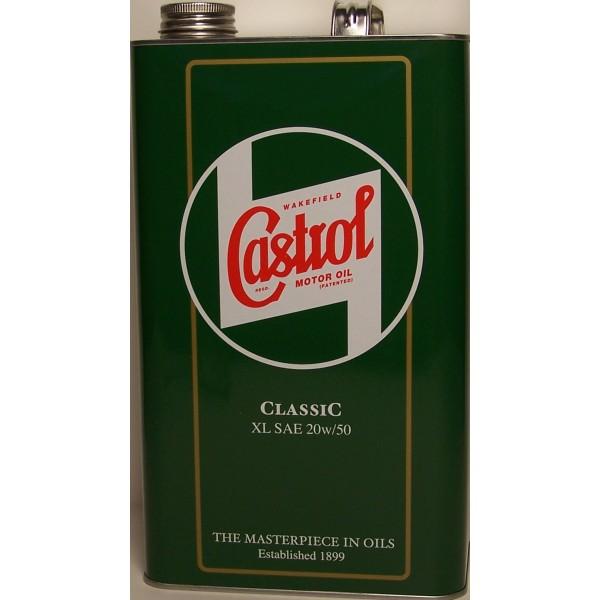 Castrol Classic XL 20W-50